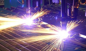 plasma cutting cofinox