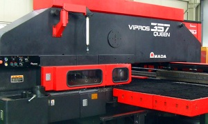 amada vipros cofinox punching machine